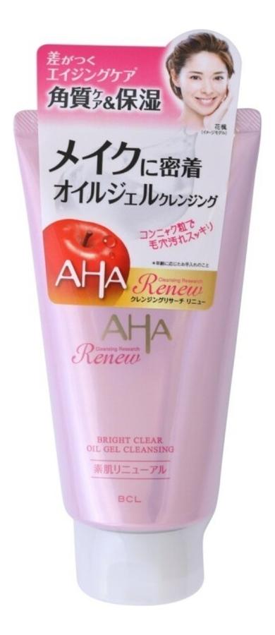 Масло-гель для снятия макияжа Aha Bright Clear Oil Gel Cleansing 145г недорого