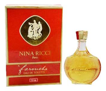 Nina Ricci Farouche: туалетная вода 50мл туалетная вода nina ricci nina ricci ni305lwdkev9