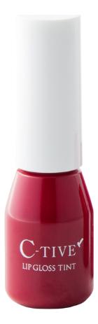 Купить Увлажняющая губная помада-тинт с аппликатором C-Tive Lip Closs Tint: Azuki, KOJI
