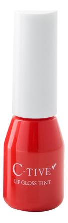 Купить Увлажняющая губная помада-тинт с аппликатором C-Tive Lip Closs Tint: Benimurasaki, KOJI