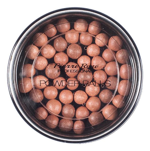 Фото - Румяна в шариках для лица Powder Balls 20г: No 04 румяна в шариках для лица powder balls 20г no 04