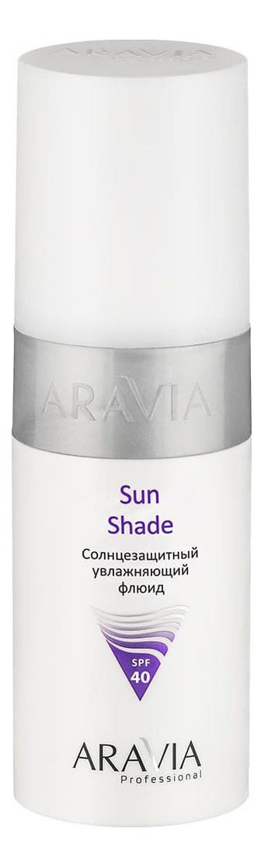 Солнцезащитный флюид для лица и тела Sun Shade SPF40 150мл