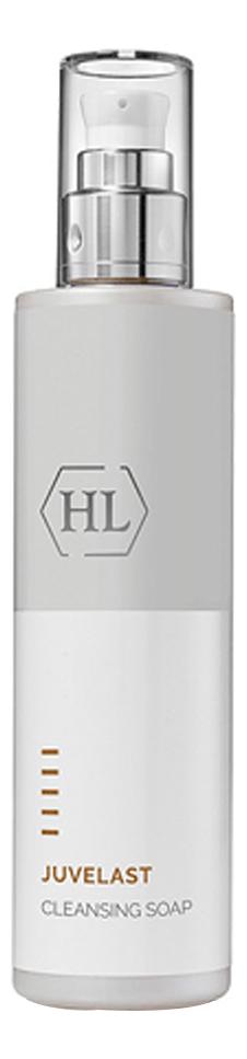 Жидкое мыло для умывания Juvelast Cleansing Soap 250мл holy land multivitamin cleansing gel