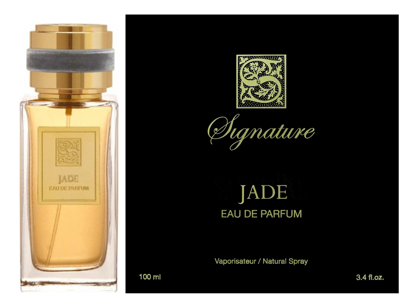 Signature Jade: парфюмерная вода 100мл