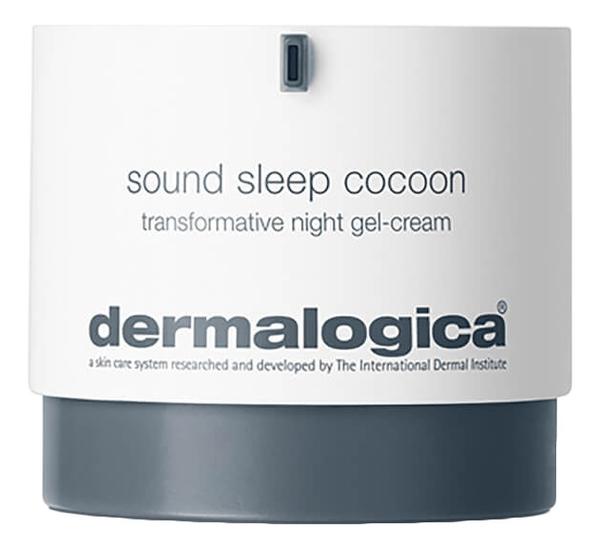 Ночной гель-крем для лица Sound Sleep Cocoon 50мл гель крем для лица alpha homme genwood hydro 50мл