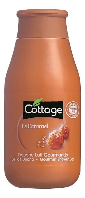 Гель для душа Gourmet Shower Gel Caramel: Гель для душа 250мл гель для душа циновит цена