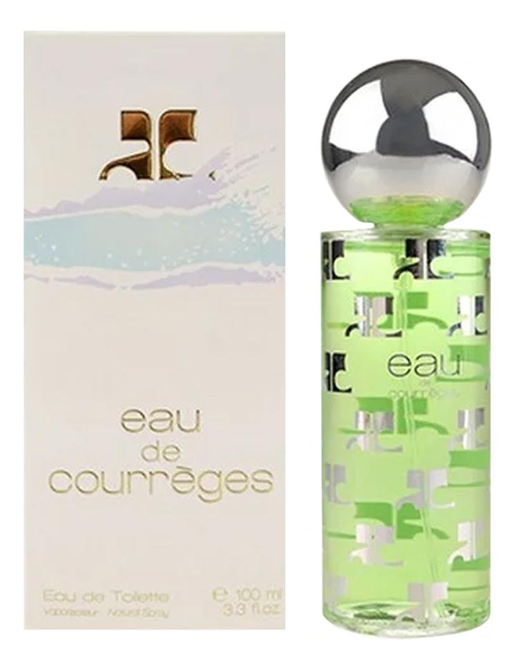 Купить Eau De Courreges: туалетная вода 100мл винтаж