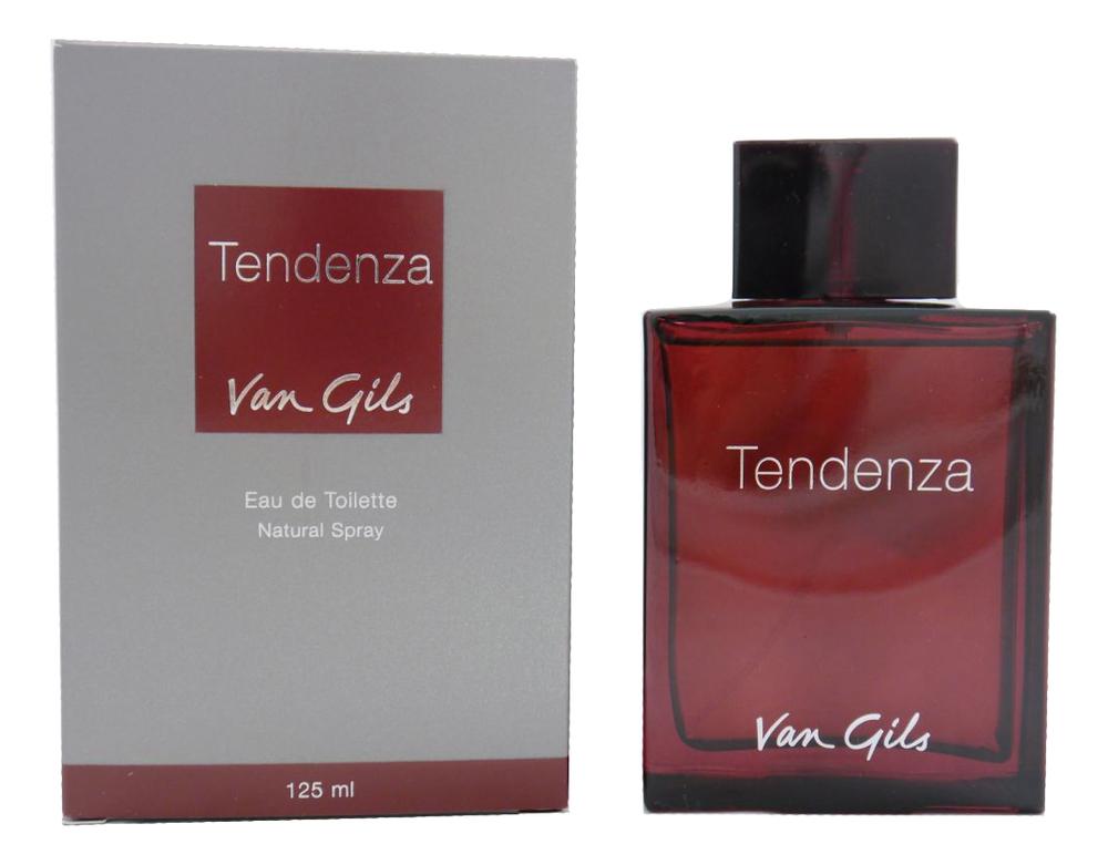 Купить Tendenza For Men: туалетная вода 125мл, Van Gils Parfums