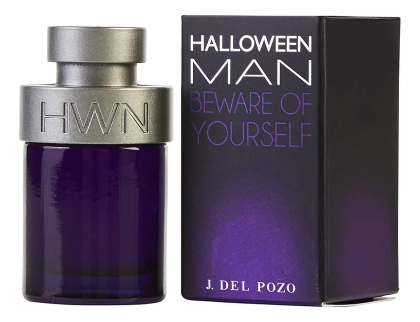 J.Del Pozo Halloween Man (Beware Of Yourself): туалетная вода 4мл
