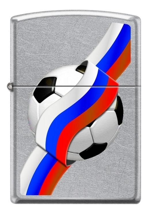 Купить Зажигалка бензиновая 207 Russian Soccer, Zippo