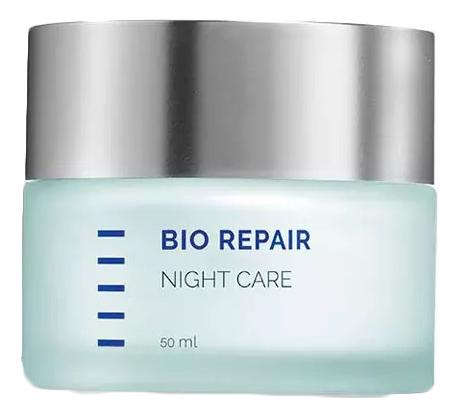 Ночной крем с регенерирующим комплексом Bio Repair Night Care 50мл holy land bio repair cellular