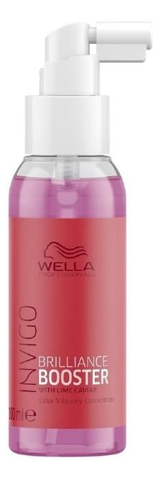 Купить Бустер-концентрат для защиты яркости цвета Invigo Color Brilliance Booster 100мл, Wella
