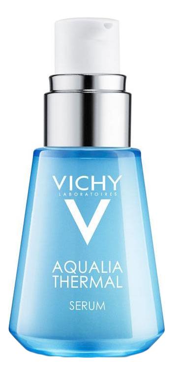 Увлажняющая сыворотка для лица Aqualia Thermal Serum 30мл vichy aqualia thermal увлажняющая сыворотка для всех типов кожи лица 30 мл