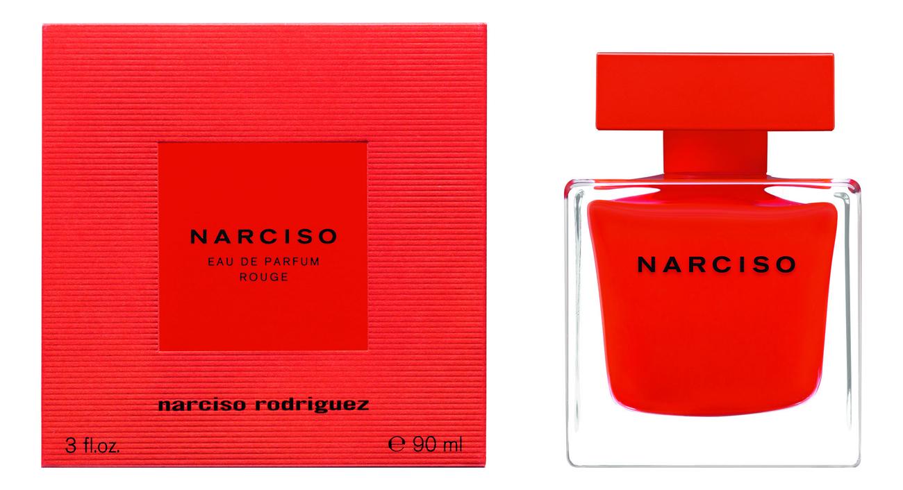 Купить Narciso Eau De Parfum Rouge: парфюмерная вода 90мл, Narciso Rodriguez