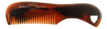 Купить Расческа для бороды и усов (панцирь черепахи), Edwin Jagger