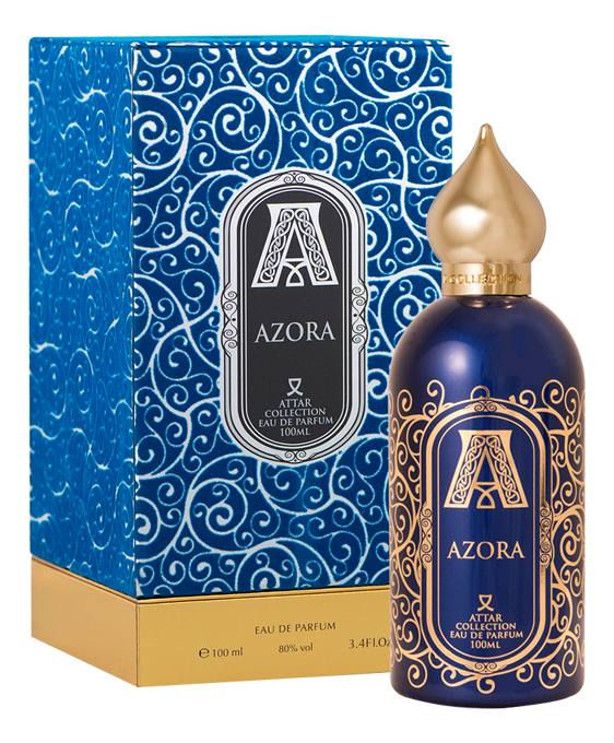 Attar Collection Azora: парфюмерная вода 100мл amouage attar rose