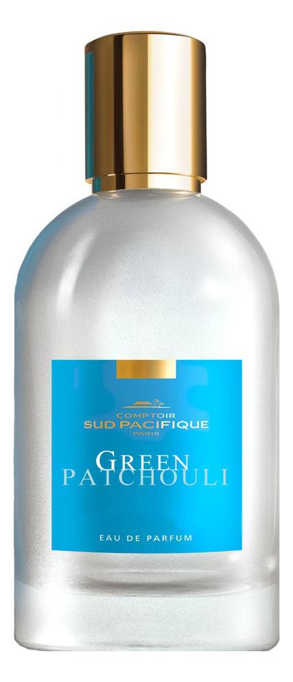 Comptoir Sud Pacifique Green Patchouli: парфюмерная вода 100мл тестер фото