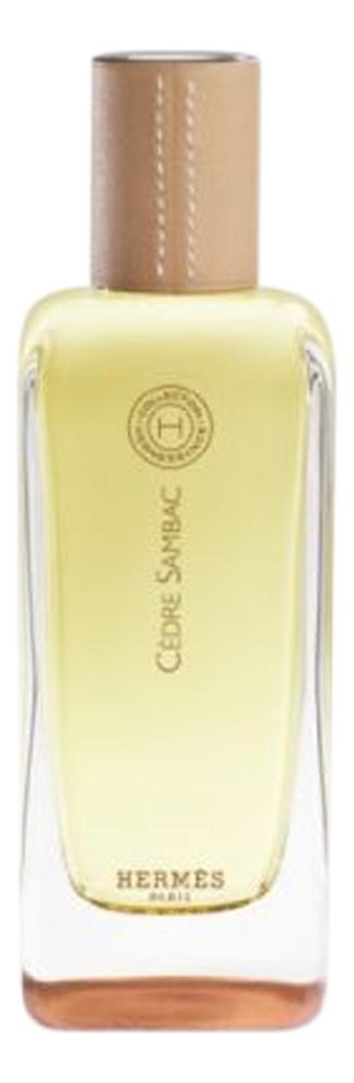 Hermessence Cedre Sambac: туалетная вода 100мл тестер недорого