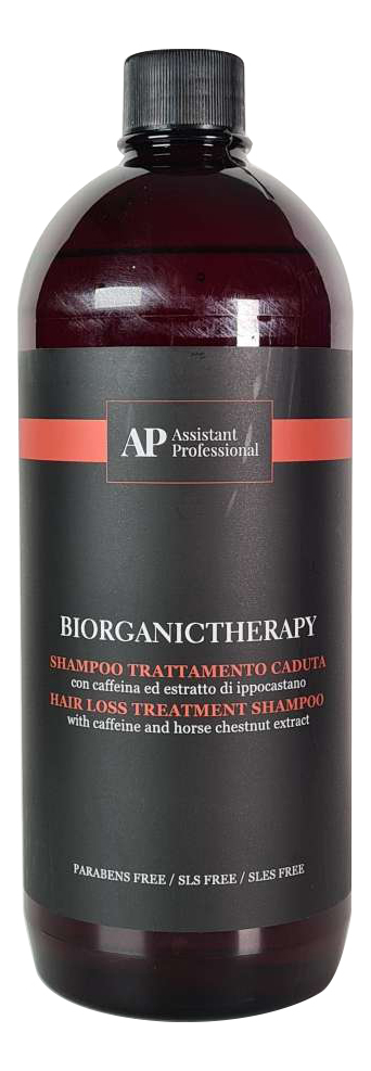 Фото - Шампунь против выпадения волос Bio Organic Therapy Hair Loss Treatment Shampoo: Шампунь 1000мл шампунь против выпадения волос intragen anti hair loss шампунь 1000мл
