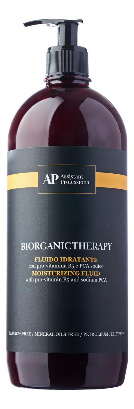 Увлажняющий флюид для волос Bio Organic Therapy Moisturizing Fluid: Флюид 1000мл флюид для волос more inside relaxing mosturizing fluid флюид 125мл