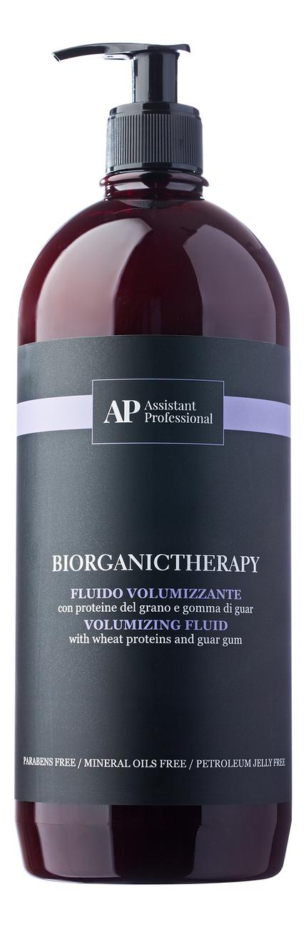 Флюид для волос Bio Organic Therapy Volumizing Fluid: Флюид 1000мл флюид для волос bio organic therapy frequent use fluid флюид 500мл