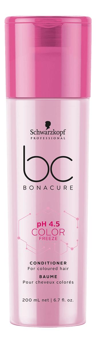 цена на Кондиционер для волос BC pH 4.5 Color Freeze Conditioner: Кондиционер 200мл