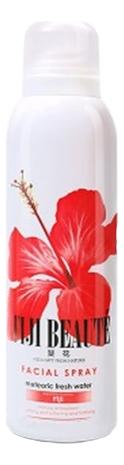 Увлажняющая термальная вода для лица Fiji Beauty Facial Spray: Термальная вода 150мл термальная вода в аптеке