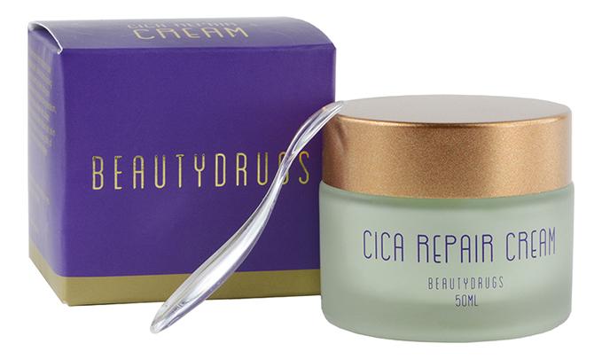 Крем для лица Cica Repair Cream 50мл topicrem cica creme apaisante reparatrice