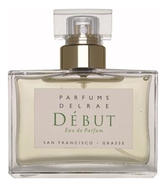 Parfums DelRae Debut: парфюмерная вода 50мл фото
