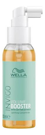 Купить Бустер-концентрат для придания объема волосам Invigo Volume Boost 100мл, Wella