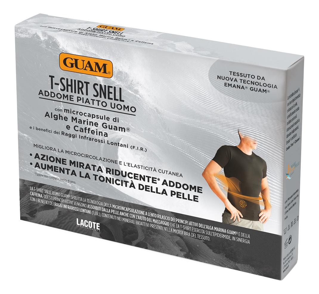Футболка для мужчин с моделирующим эффектом T-Shirt Snell: Размер L-XL (50-52)