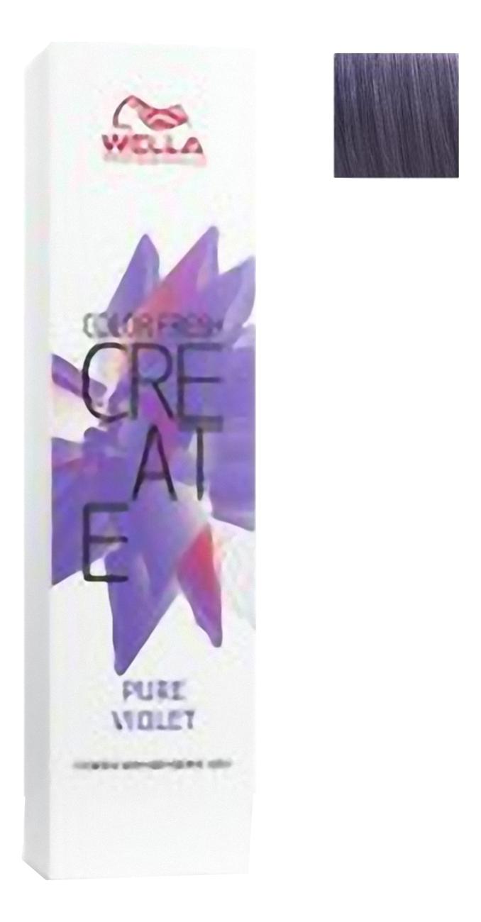Оттеночная краска Color Fresh Create 60мл: Pure Violet