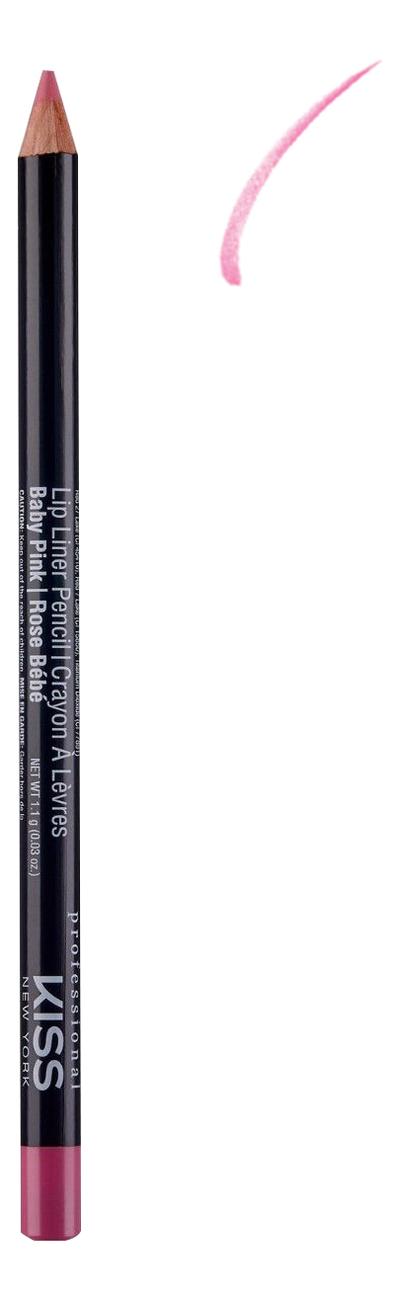 Контурный карандаш для губ Lip Liner Pencil 1,1г: Baby Pink