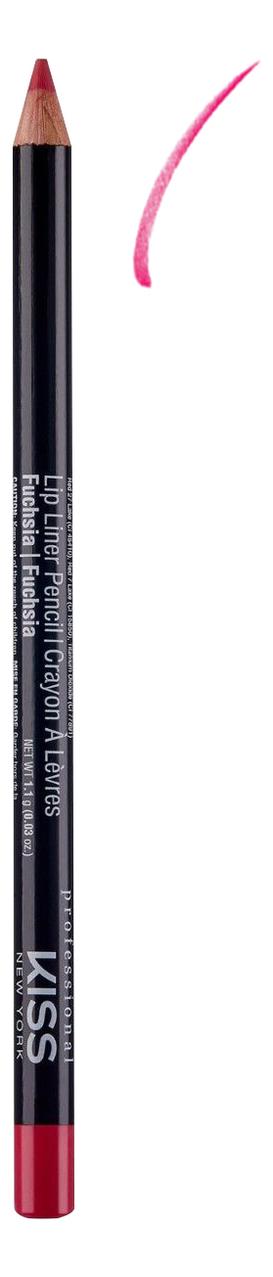 Фото - Контурный карандаш для губ Lip Liner Pencil 1,1г: Fuschia 2017 new spring summer skinny pencil