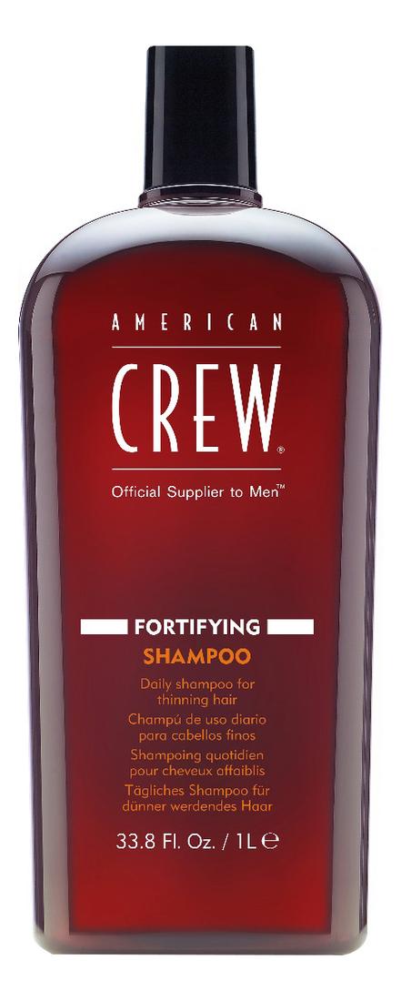 Укрепляющий шампунь для тонких волос Fortifying Shampoo: Шампунь 1000мл недорого