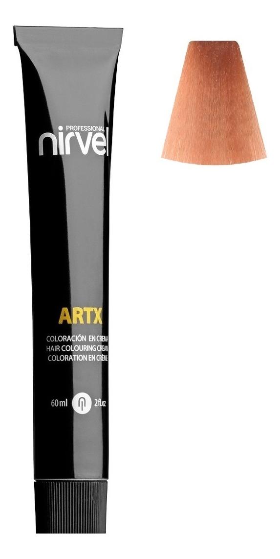 Фото - Краска для волос Color ARTX 60мл: 10-44 Очень светлый блондин интенсивно-медный краска для волос color artx 60мл 9 22 светлый блондин интенсивно перламутровый