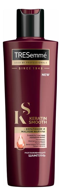 Шампунь для волос разглаживающий Keratin Smooth: Шампунь 230мл kevin murphy шампунь smooth