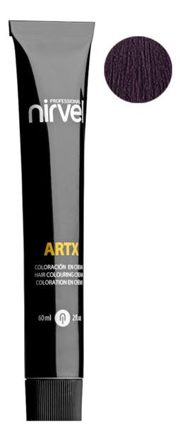 Краска для волос на основе протеинов пшеницы Color ARTX 60мл: B-66 Ежевика недорого