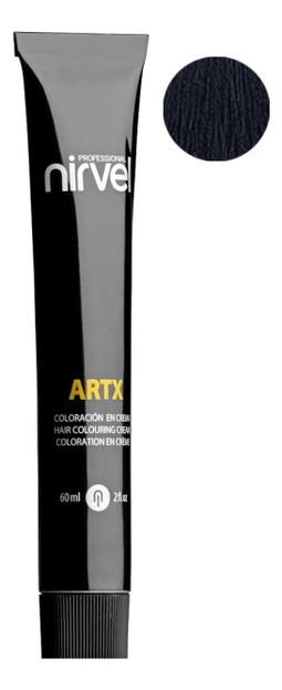 Краска для волос на основе протеинов пшеницы Color ARTX 60мл: BK-16 Ультрамарин недорого