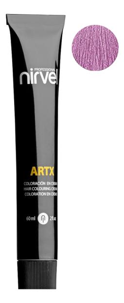 Краска для волос на основе протеинов пшеницы Color ARTX 60мл: PG-52 Розовый кварц недорого