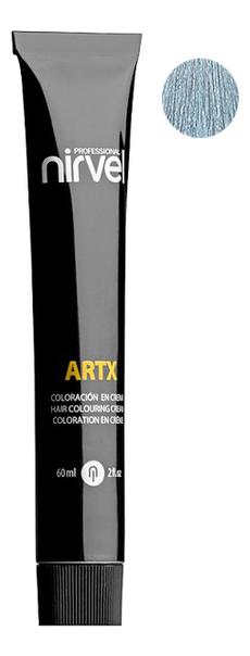 Краска для волос на основе протеинов пшеницы Color ARTX 60мл: Р-06 Серебристый недорого