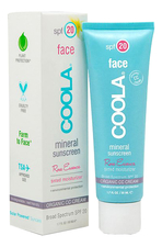 COOLA Suncare CC крем солнцезащитный для лица Face Minaral Sunscreen Rose Essence Tinted Moisturizer SPF20 50мл