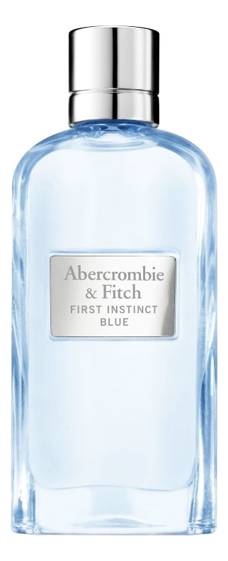 Купить First Instinct Blue Woman: парфюмерная вода 15мл, Abercrombie & Fitch