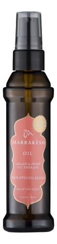 Купить Восстанавливающее масло для волос Oil Hair Styling Elixir Isle Of You Scent 60мл, Marrakesh