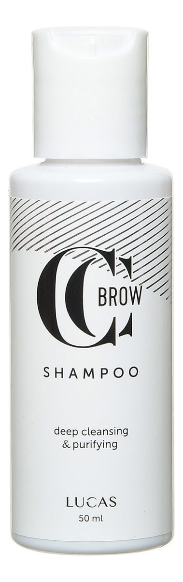 Шампунь для бровей Brow Shampoo By CC Brow 50мл цена и фото