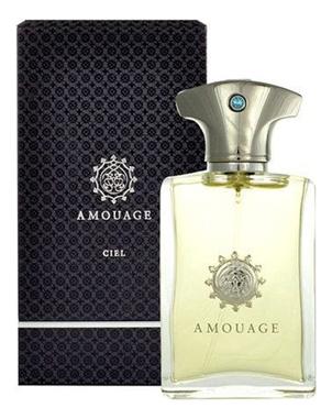 Фото - Ciel For Men: парфюмерная вода 30мл amouage ciel for woman крем для рук 300мл