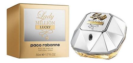 Lady Million Lucky: парфюмерная вода 50мл недорого