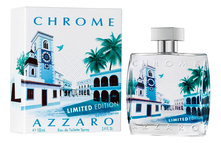 Azzaro Chrome Summer 2014