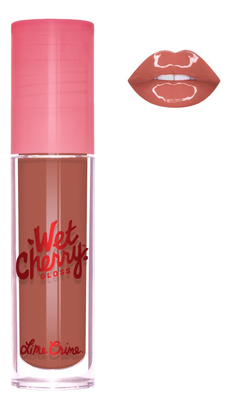 Купить Блеск для губ Wet Cherry Lip Gloss 2, 96мл: Bitter Cherry, Lime Crime
