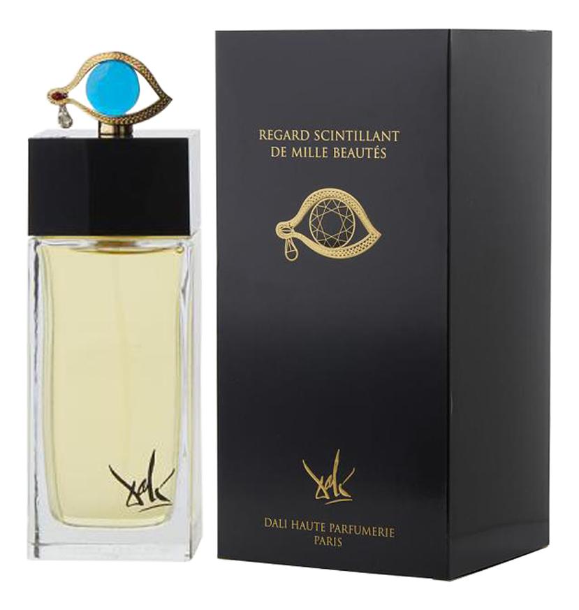 Купить Salvador Dali Regard Scintillant De Mille Beautes: парфюмерная вода 100мл